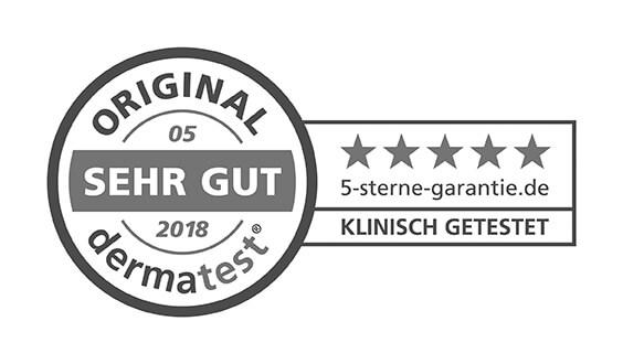 DERMATEST_Siegel_5Sterne_201805_DE_RGB